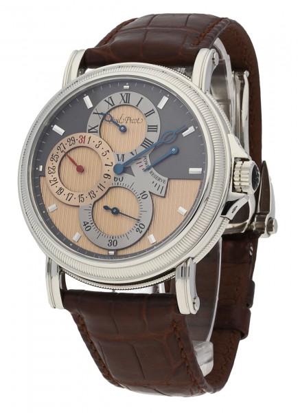 Paul Picot Atelier Regulateur Datum Gangreserve-Anzeige Automatik Chronometer P3340.SG.8209