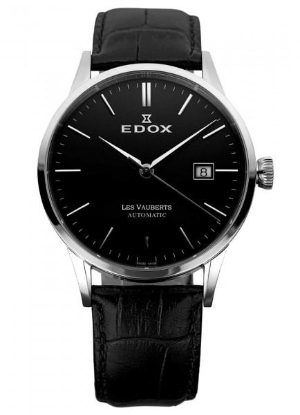 Edox Les Vauberts Date Automatic 80081 3 NIN