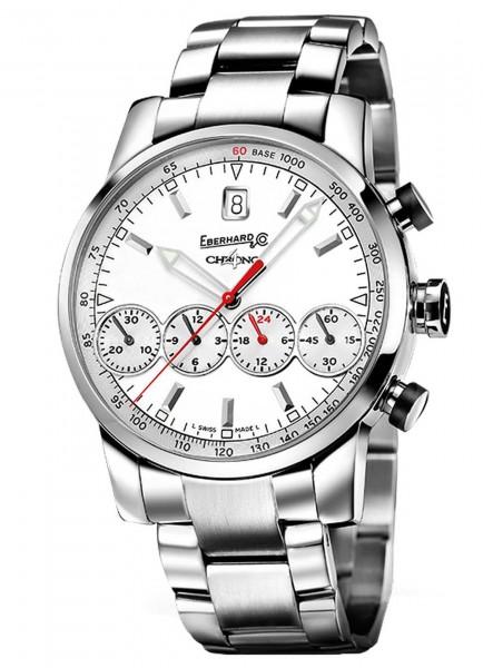Eberhard & Co Chrono 4 Grande Taille Chronograph 31052.1 CA