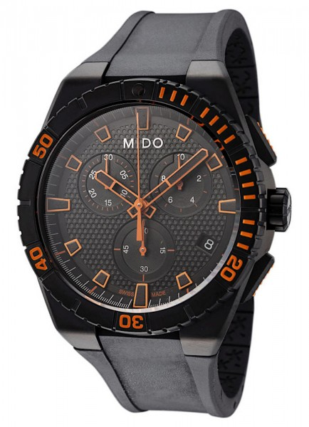 Mido Ocean Star Chronograph Datum Quarz M023.417.37.051.09