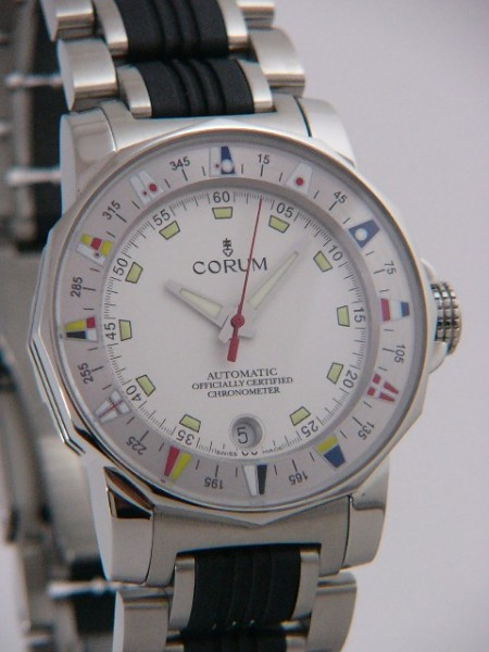 Corum Admiral's Cup Chronometer 982.530.20 V791 AA32