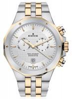 Edox Delfin Chronograph Datum Quarz 10110 357JM AID