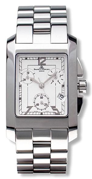 Baume & Mercier Hampton Chronograph MOAO8127