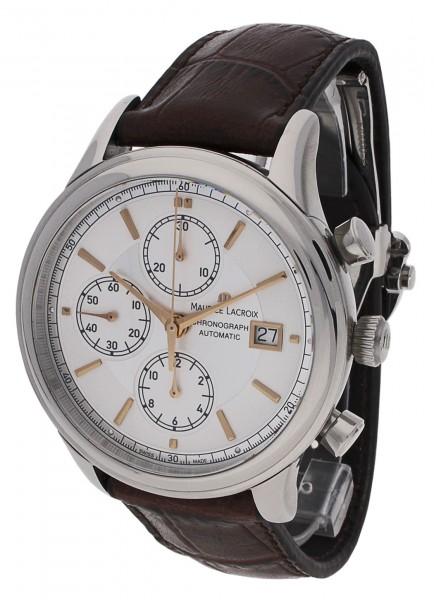 Maurice Lacroix Les Classiques Datum Chronograph Automatik LC6158-SS001-130-1