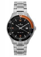 EDOX C1 Diver Datum Quarz 53016 3ORM NIO