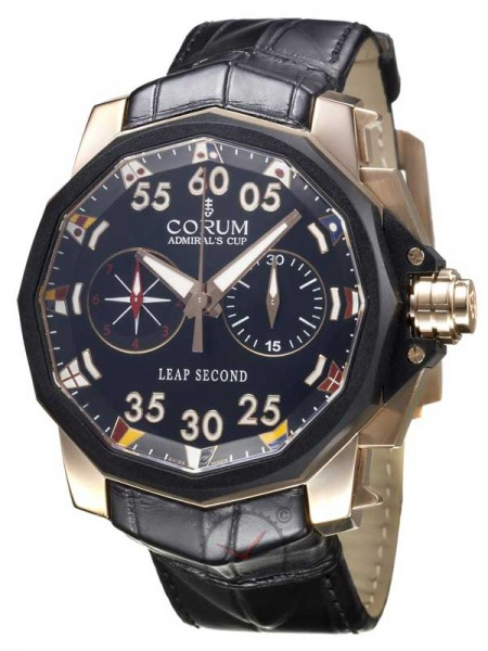 Corum Admiral's Cup Leap Second 895.931.91/0001 AN32