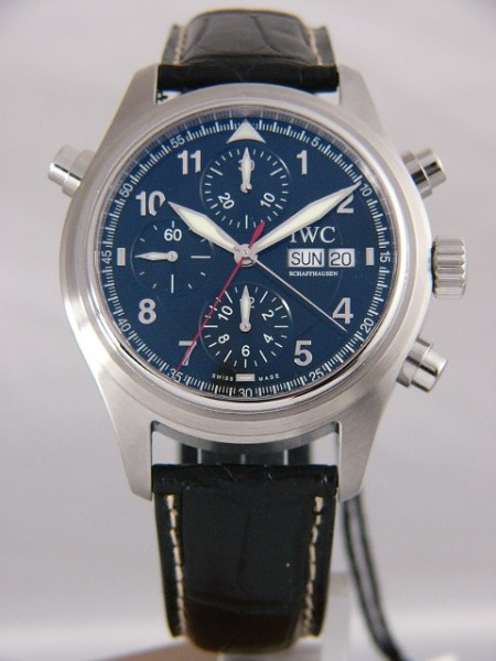 IWC Fliegeruhr Spitfire Doppelchronograph IW371333