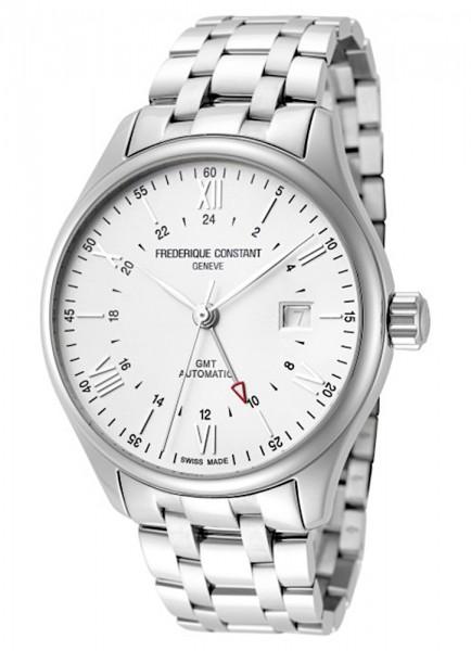 Frederique Constant Classics GMT Datum Automatik FC-350S5B6B