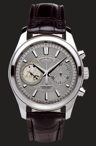Armand Nicolet L07 Chrongraph Two Counters 7647A-GL-P964GRT2