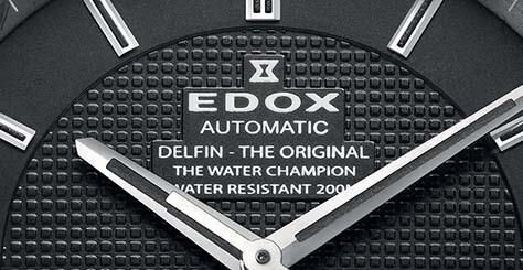 EDOX Delfin Uhren