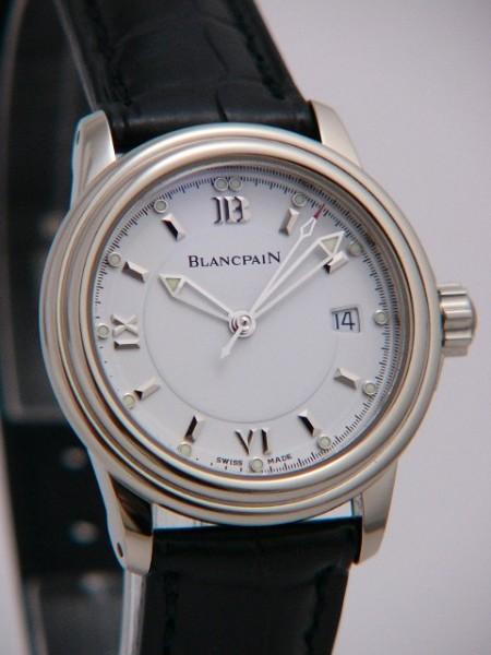 Blancpain Damenuhr Villeret Ultraflach Automatik 2102-1527-53