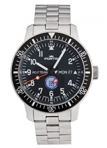 Fortis PC-7 Team Edition Day/Date Automatic 647.10.91 M