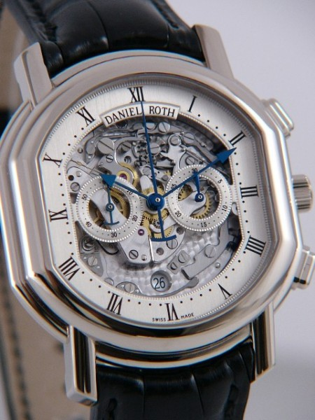 Daniel Roth Master Chronograph Automatique 447.X.60.161.CN.BA
