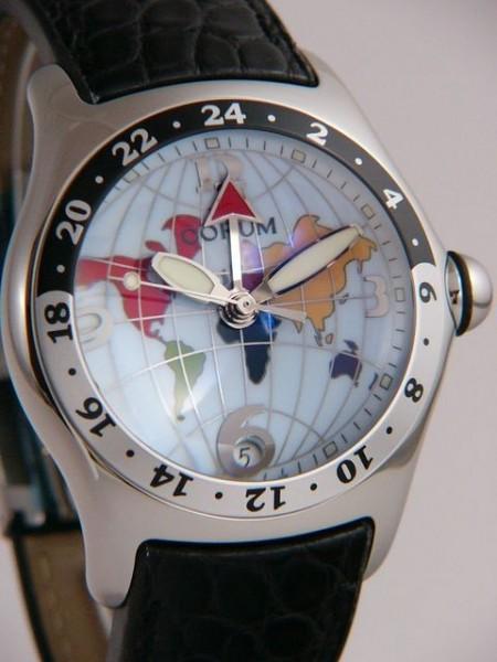 Corum Bubble GMT Automatik 383-250-20-ofo1fb24r