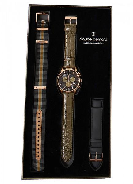 Claude Bernard Classic Chronograph - Special Edition - Quarz 10237 37R NIKAR