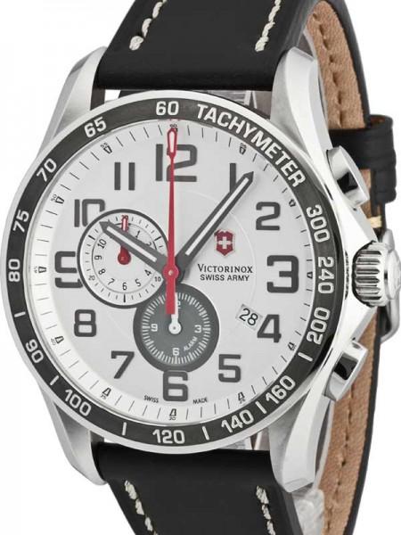 Victorinox Classic Chronograph Alarm Quarz Herrenuhr 241281