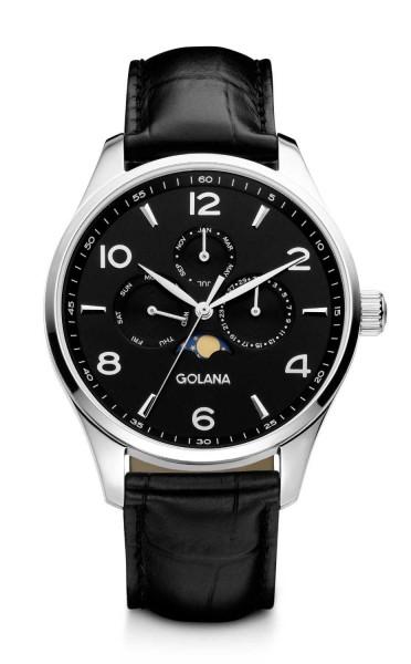 Golana Swiss Classic Pro Vollkalender Mondphase CL200.1