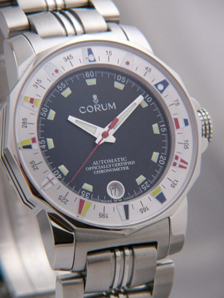 Corum Admiral's Cup Chronometer 982.530.20 V785 AN32