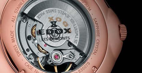 Les Bémonts Uhren