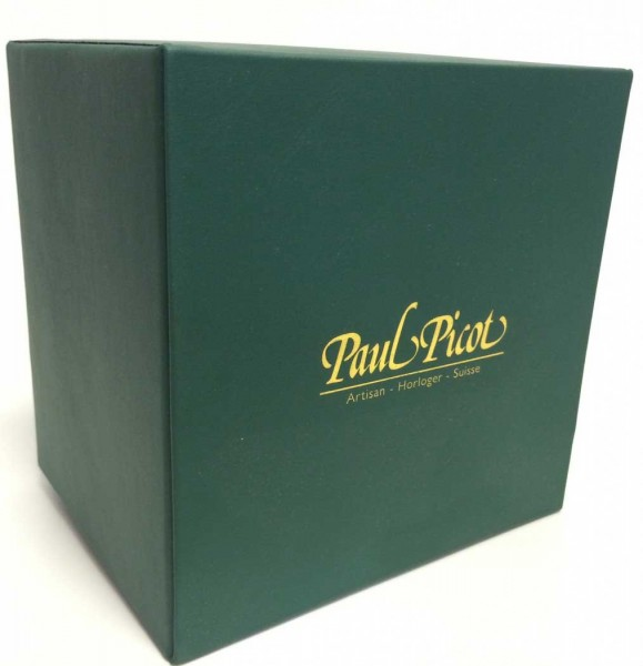 Paul Picot Uhrenbox Uhrenkiste