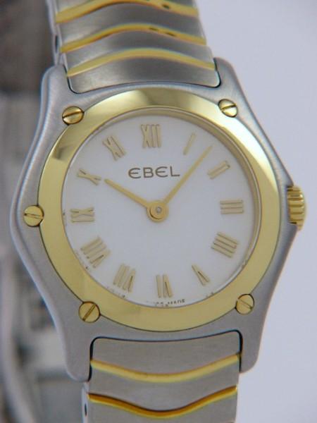 Ebel Damen Mini Sport Classic 1157F11-02F25