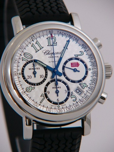 Chopard Mille Miglia Chronograph Stahl 16/8331-3002