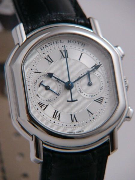 Daniel Roth Master Ladies Chronograph 147-j-10-161-cn-ba