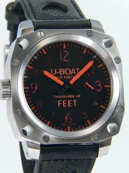 U-Boat Thousands of Feet U-1088