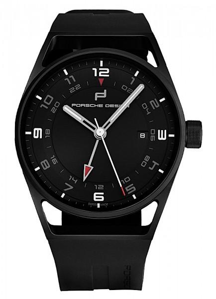 Porsche Design 1919 Globetimer Datum GMT Automatik 6020.2.02.001.06.2