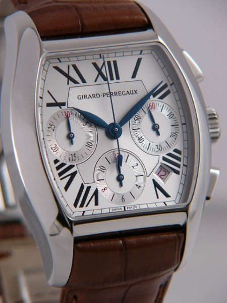 Girard-Perregaux Richeville Chronograph 27650-0-11-1131