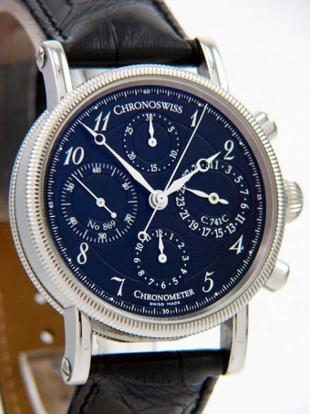 Chronoswiss Chronometer Chronograph CH7523CDSW