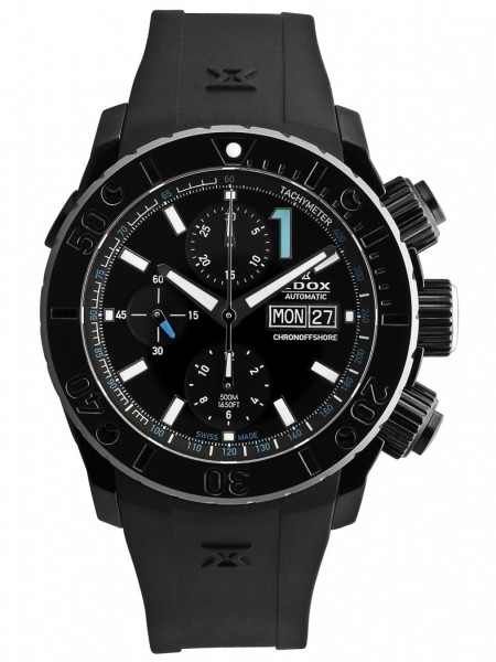 EDOX Chronoffshore 1 Limited Edition Diver 500m Day Date 01111 37N NIN