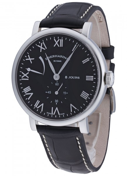 Eberhard & Co 8 Jours Grande Taille 21027.4 CP