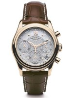 Armand Nicolet M03 Date Chronograph 18kt Gold 7154A-AN-P915MR8