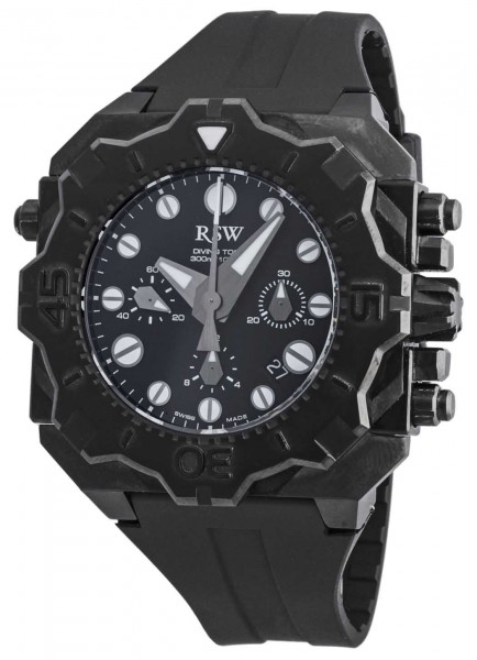 RSW Diving Tool Chronograph 4050.1.R1.1.00