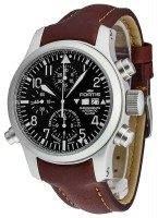 Fortis  B-42 Flieger Alarm Chronograph Limited Edition COSC 657.10.11 L.18
