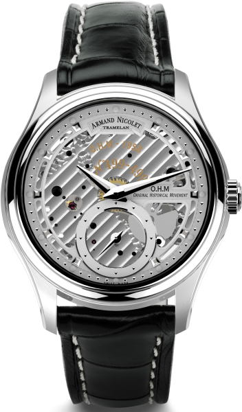 Armand Nicolet L14 Small Second -Limited Edition- A750AAA-AG-P713NR2