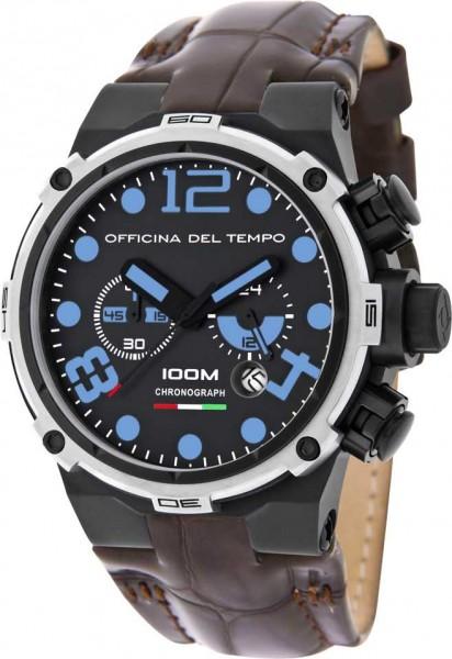 Officina del Tempo Super Power Chronograph OT1040-1520NLBM