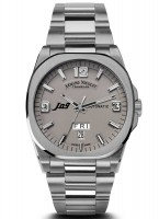Armand Nicolet J09 Day Date Automatic 9650A-GR-M9650