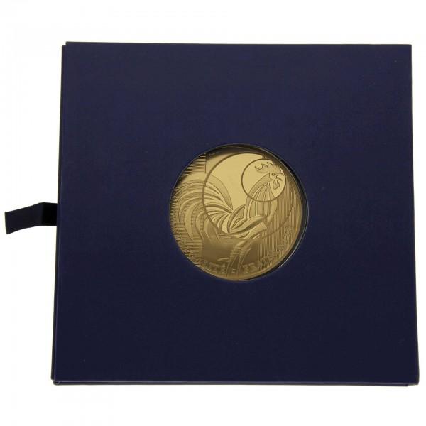 20 g Frankreich 2016 Hahn 1000 EUR 999,9/1000 Gold