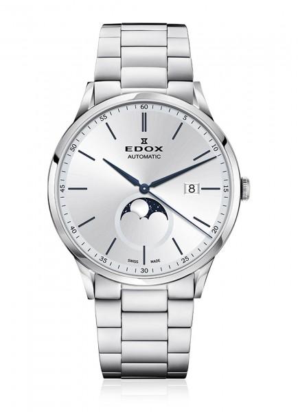 EDOX Les Vauberts Mondphase Datum Automatik 80505 3M AIBU