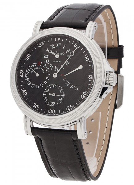 Paul Picot Atelier Regulateur Datum Gangreserve-Anzeige Automatik Chronometer P7012.20.361
