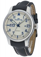 Fortis Aviatis F-43 Recon Big Day/Date -Limited Edition- 700.20.92 L.01