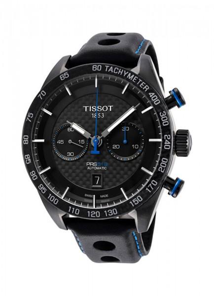 Tissot T-Sport PRS 516 Chronograph Datum Automatik T100.427.36.201.00