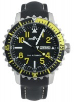 Fortis Aquatis Marinemaster Day/Date Yellow 670.24.14 L.01