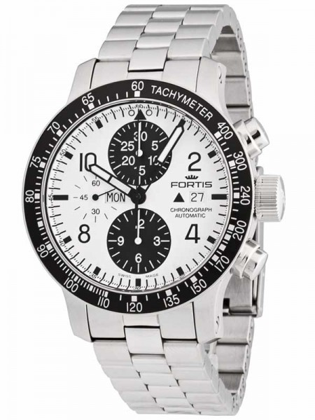 Fortis B-42 Stratoliner Day/Date Chronograph 665.10.12 M