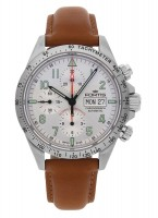 Fortis Classic Cosmonauts Chronograph p.m. 401.21.12 L.28