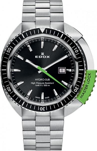 EDOX Hydro Sub Diver Taucheruhr 53200 3NVM NIN