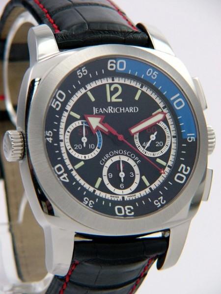 Daniel JeanRichard Chronoscope 25030-11-62C-AA6