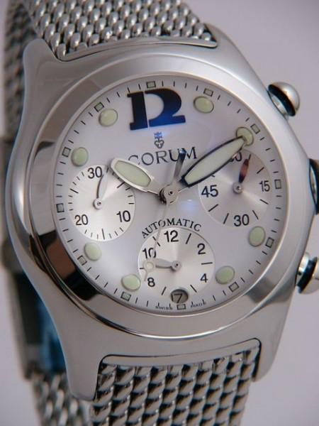 Corum Bubble Chronograph 285-150-20-b100eb40r
